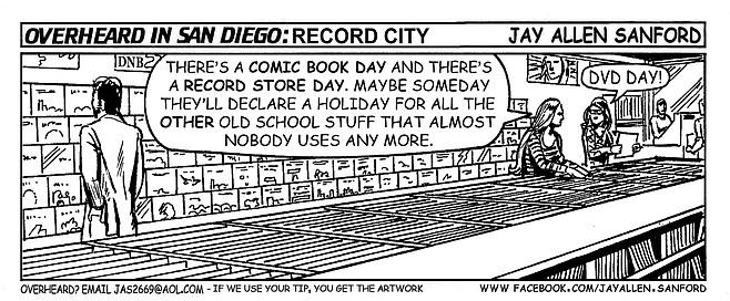 Record City