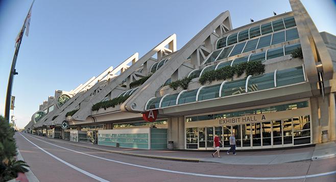 Convention Centers Lose Bundles Of Money San Diego Reader