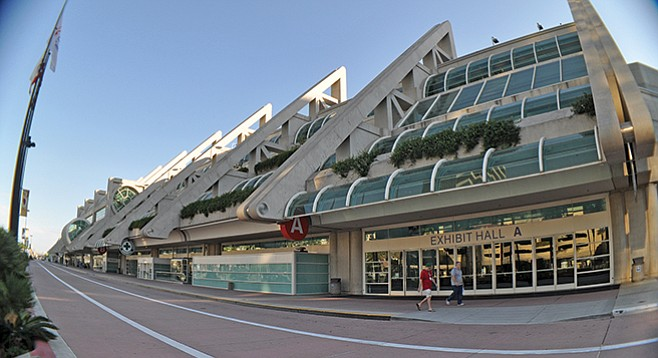 San Diego Convention Center - Image by Chris Woo