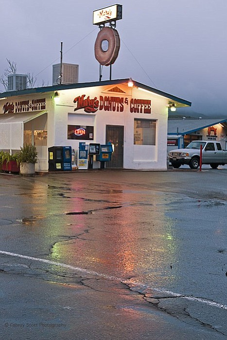 """Fifty years ago, """"There was the bar, the donut shop, and not much else on the far end of Santee."""""""