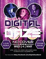 Come hear something new: EDM played live the way it is supposed to sound.