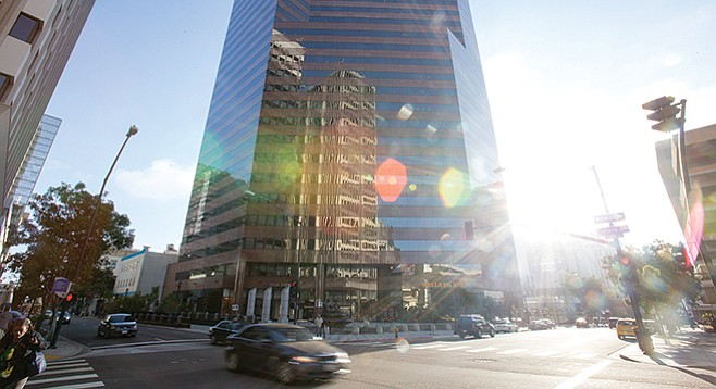 Civic San Diego keeps detailed financial reports from seeing the light of day.