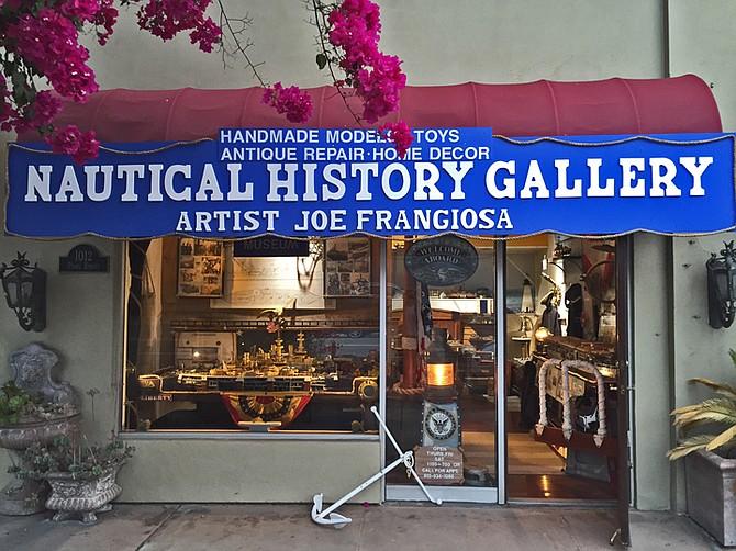 Nautical History Gallery & Museum