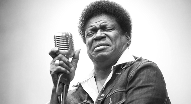Throwback soul man Charles Bradley brings his Extraordinaires to the Observatory on Thursday.