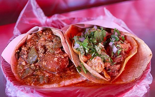 Tacos Aaron