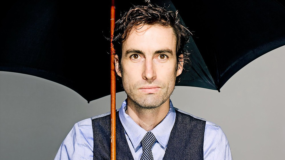 The whistling violinist Andrew Bird lands at Music Box on Friday.