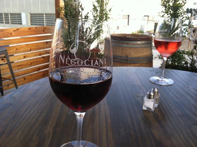 Négociant Winery