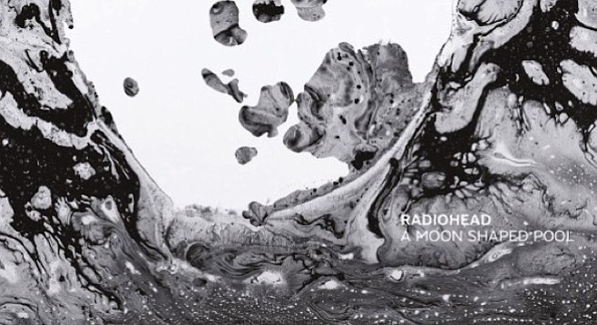 One doesn't merely listen to a Radiohead album, one experiences it.