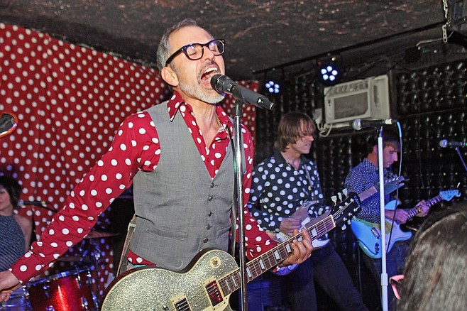 Tribute band the Little Richards will headline sets at Casbah this Anti-Monday night!