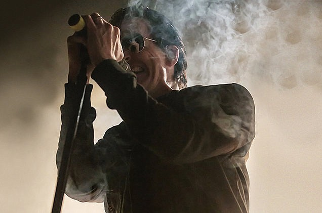 Electro-industrial rockers Filter hit House of Blues on Thursday.