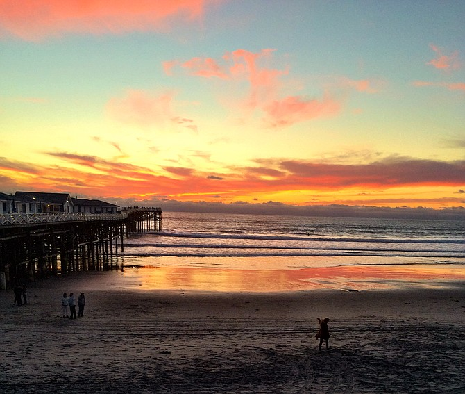 PB Sunset