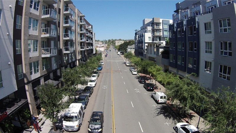 14th Street as it exists today