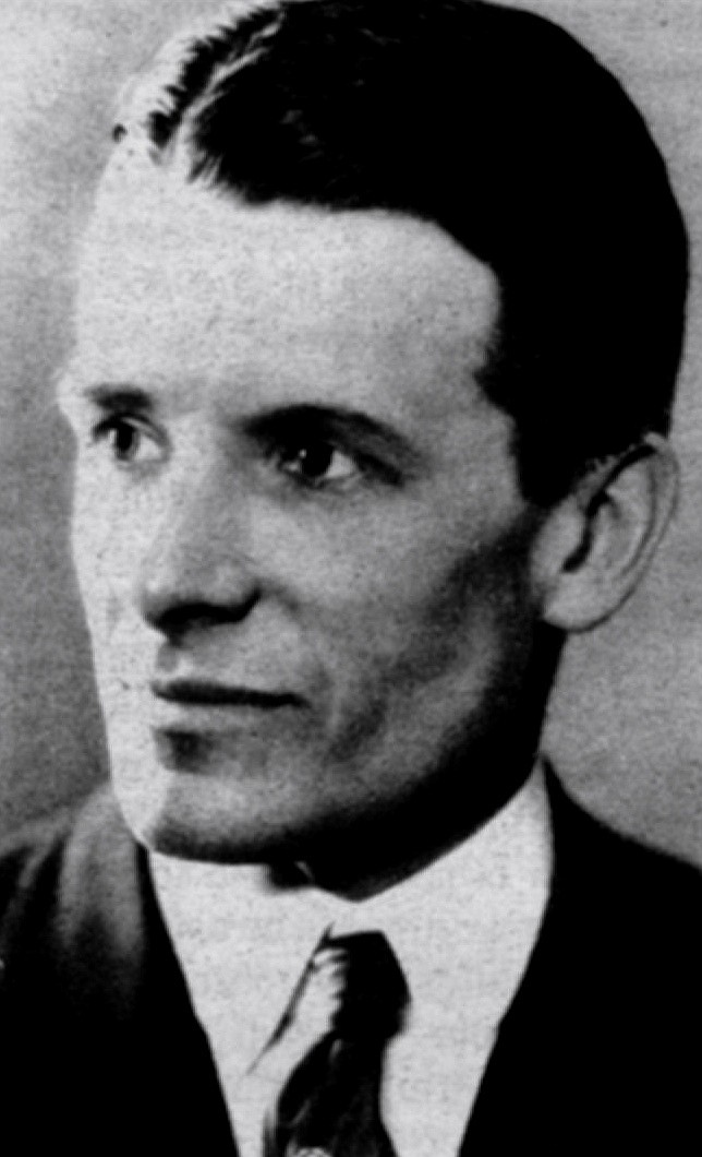 Reginald Poland, c. 1930. The city's art collection was worth $50,000 when Poland took over, and 25 years later it was worth $7 million.