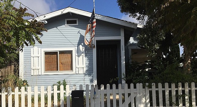 1920s Craftsman to be replaced