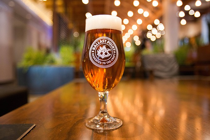 Ballast Point will establish its first brewery outside San Diego when it moves into a 260,000-square-foot building in Virginia's Roanoke Valley.