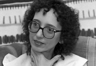 Joyce Carol Oates read part of Zombie to the American Psychological Association