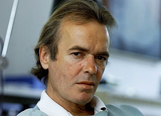 Martin Amis - every male writer under 45 would secretly like to be him