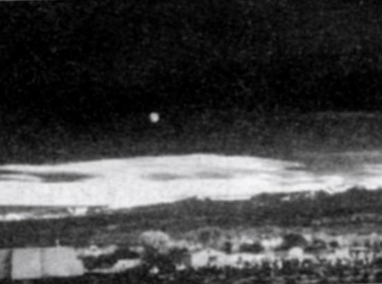 Photo Moonrise Hernandez New Mexico Ansel Adams At A 1985
