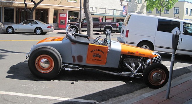 As seen at a 2013 La Mesa car show
