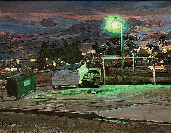Urban Solstice, by Kim Reasor