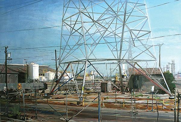 Big Electricity, by Kim Reasor