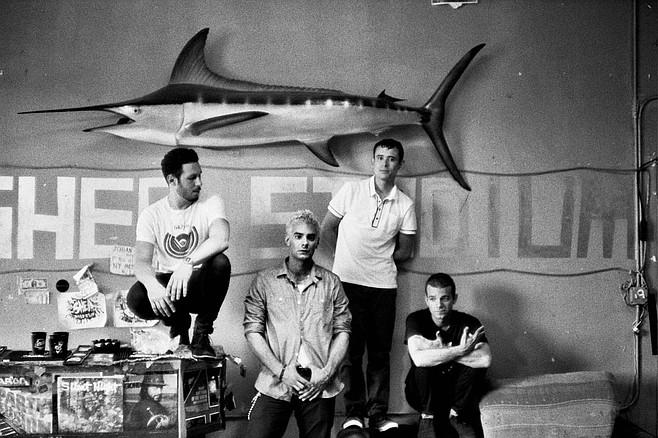 Soda Bar stages Brooklyn punk band So So Glos on Saturday.