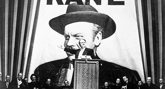 "Citizen Kane: Good, sure, but why ""greatest""?"