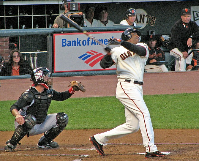 Barry Bonds at bat. Every acquaintance, friend, relative, every woman he's slept with, will consider selling him out in return for a small check or an appearance on Fox News.