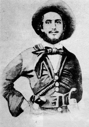 Lieutenant Edward Beale