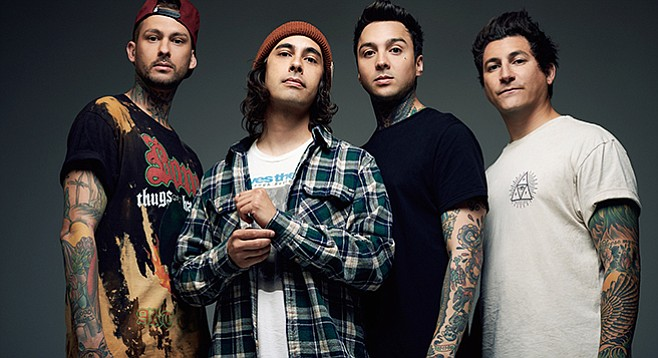 Post-hardcore locals Pierce the Veil's mastery of social media may have a lot to do with their success, which now includes radio play.