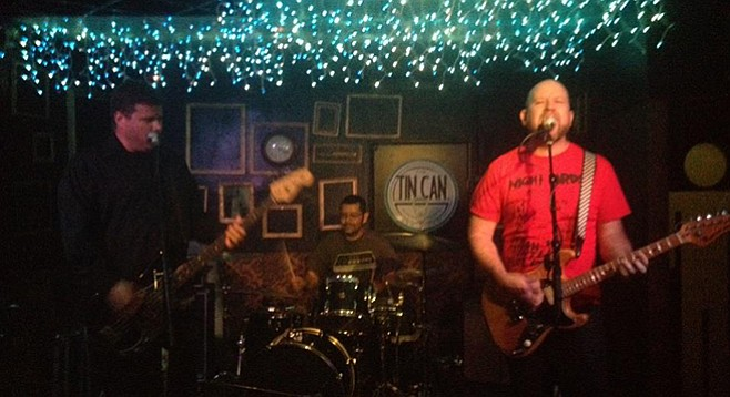 The Mice now bring old-school punk to its band-owned Bancroft bar in East County.