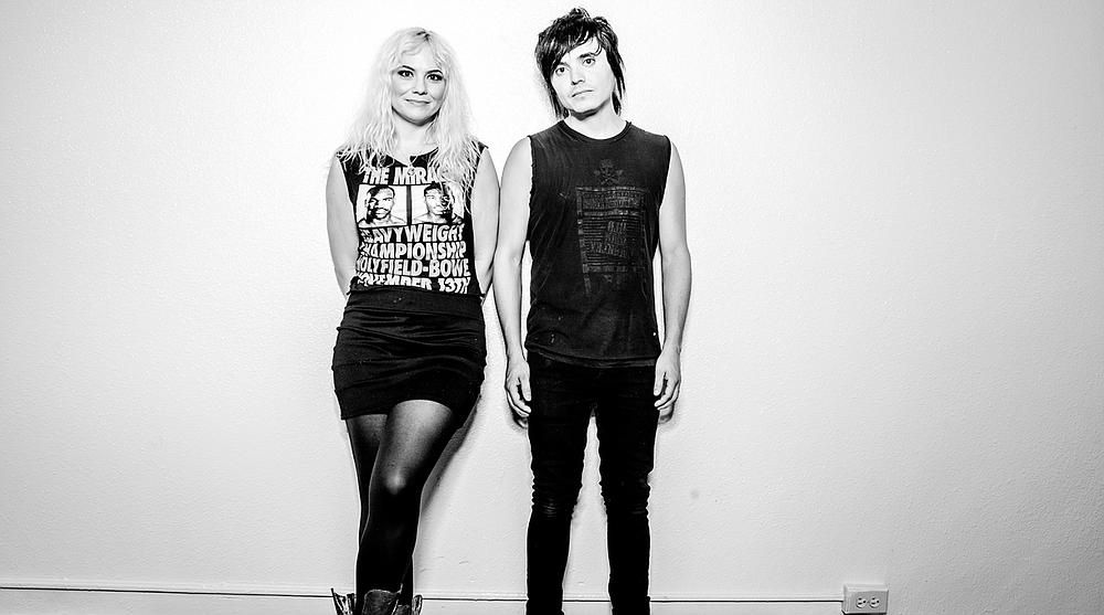 Pop-punk duo the Dollyrots headline sets at Soda Bar Thursday night!