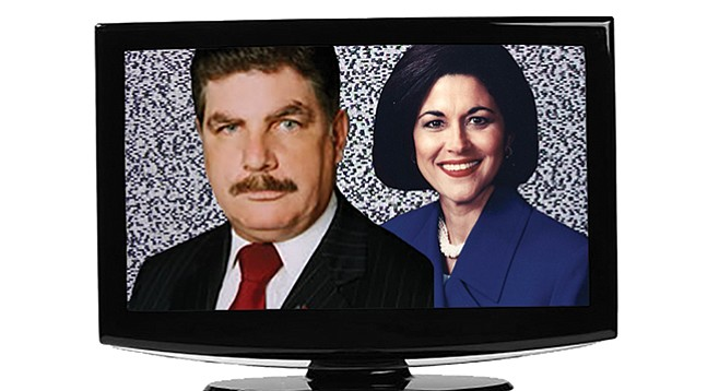 John Dadian (a former chief of staff for Susan Golding), now seen on TV as a political analyst, ran afoul of the city's ethics commission for not disclosing his lobbying activity on time.