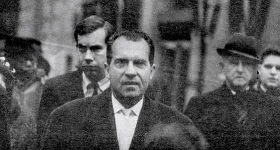 Richard Nixon in New York