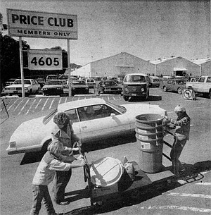 All through 1976, while the FedMart founder and his son were setting up the Price Club, and on through 1977, suits and countersuits were producing motion after motion in both state and federal courts.