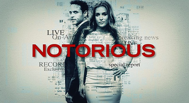 """It would be great if Notorious became as big a hit as Scandal!"""