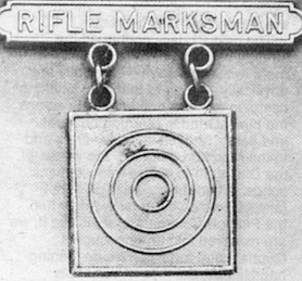 For the majority of us, destined to be grunts in Vietnam, marksmanship training was the most serious phase of boot camp.