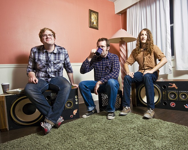 Cheap Girls will play their brand of Midwestern rawk at the Soda on Saturday.