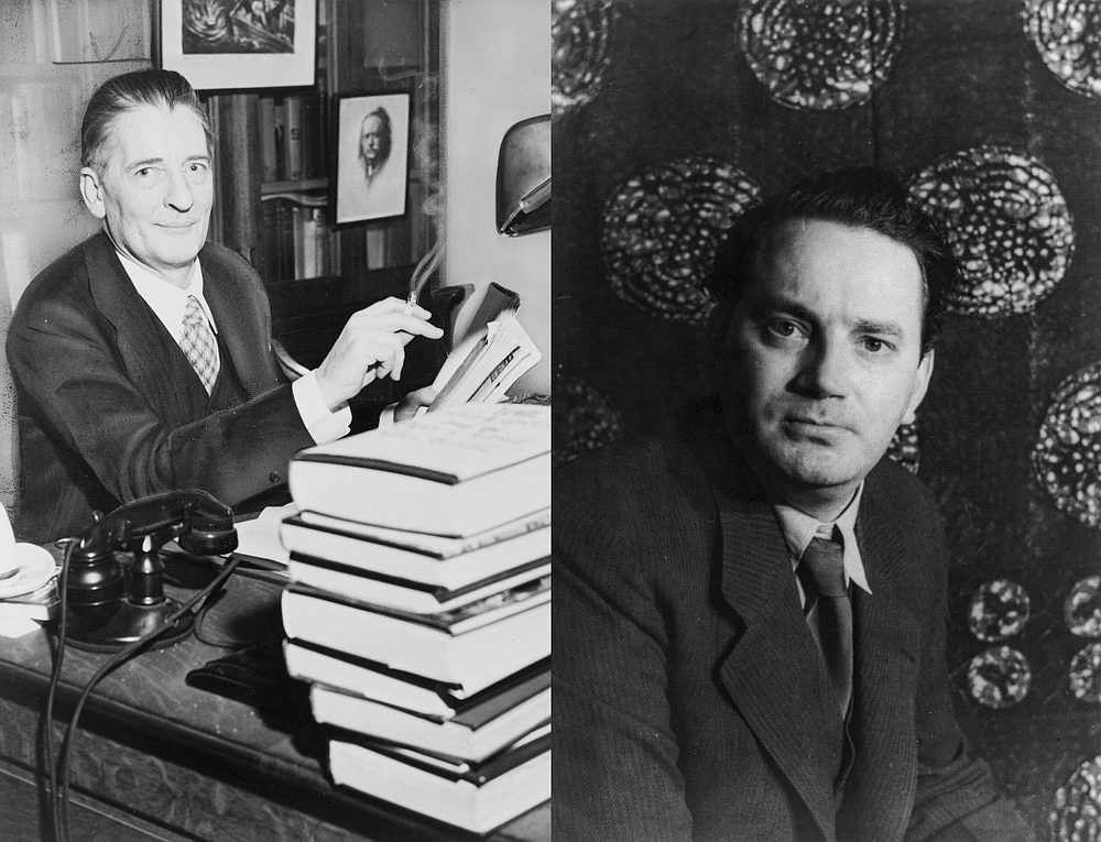 Max Perkins and Thomas Wolfe