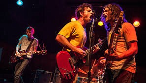 Southern-rockers Lee Bains III & the Glory Fires light up the Hideout on Thursday.