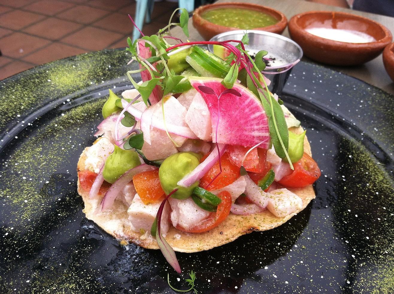 Lena Mexican Food La Jolla