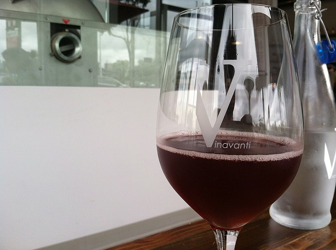 A simple but uncommon wine