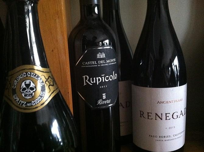 2011 Rupicolo and a couple of friends