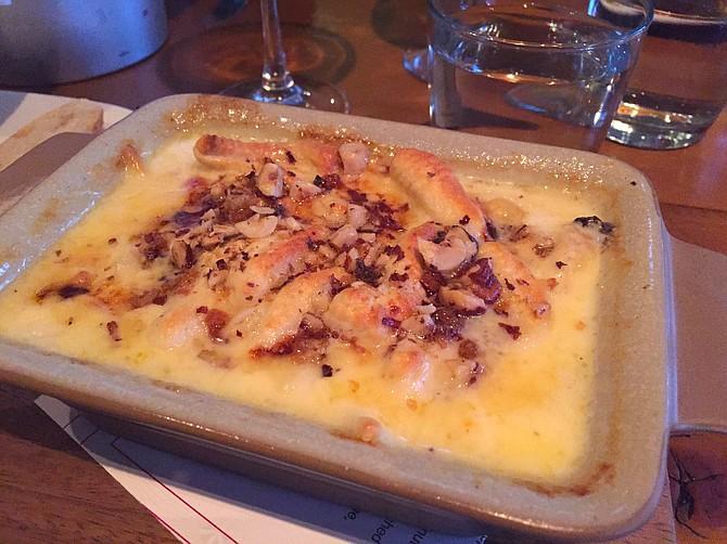 Cavatelli Mac and Cheese
