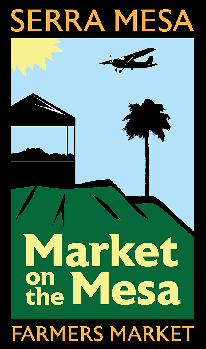 Market on the Mesa logo