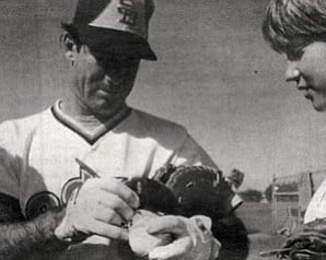 """Steve Garvey, once """"the future senator from California,"""" was the subject of two paternity suits and an embarrassing tell-all book by his ex-wife Cynthia."""