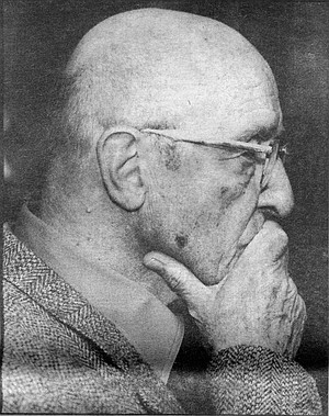"""Carl Rogers - """"He was a great man, a very generous man"""""""
