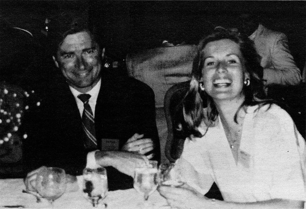 Dan and Linda Broderick