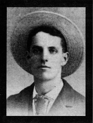 Ed Sr. at 18. In 1889, Ed received a letter from his father in Florida. His father threatened to put him out to work as an apprentice, so Ed wrote to his brother-in-law Jarvis in San Diego.