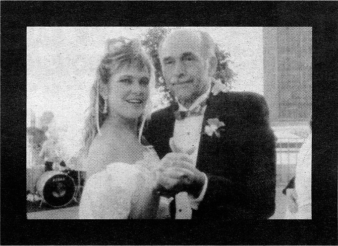 Lisa Harper Henderson with her father Walter Harper. Lisa Harper Henderson and Grant Harper, the two adult children of Walter and Carrlene, filed a $20 million wrongful death case against Ed III and Marjorie.
